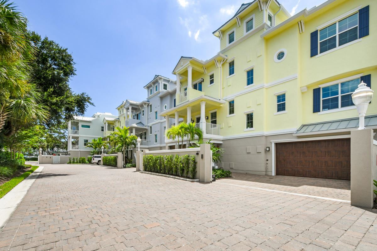 1033 Harbor Villas Drive #4, North Palm Beach, FL 33408 - MLS#: RX-10636969