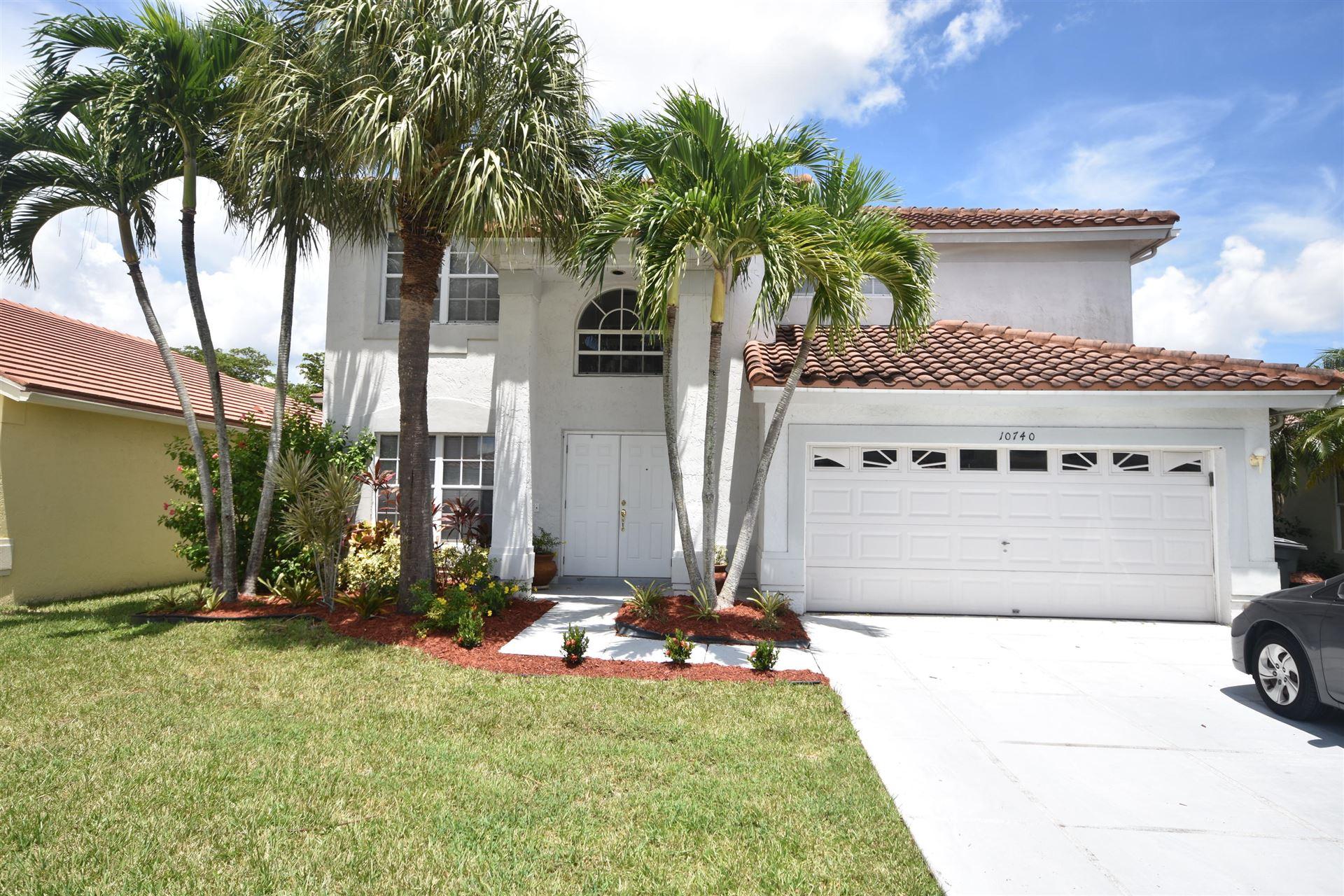 10740 Buttonwood Lake Drive, Boca Raton, FL 33498 - #: RX-10645969