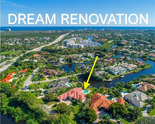 Photo of 3000 Le Bateau Drive, Palm Beach Gardens, FL 33410 (MLS # RX-10588970)