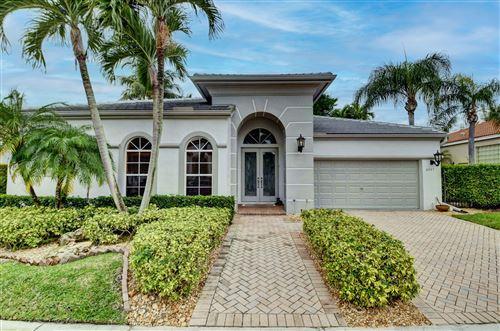 Photo of 6247 NW 43rd Terrace, Boca Raton, FL 33496 (MLS # RX-10663970)