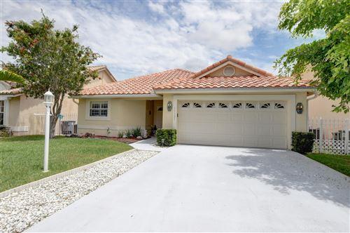 Photo of 11121 Lakeaire Circle, Boca Raton, FL 33498 (MLS # RX-10715970)