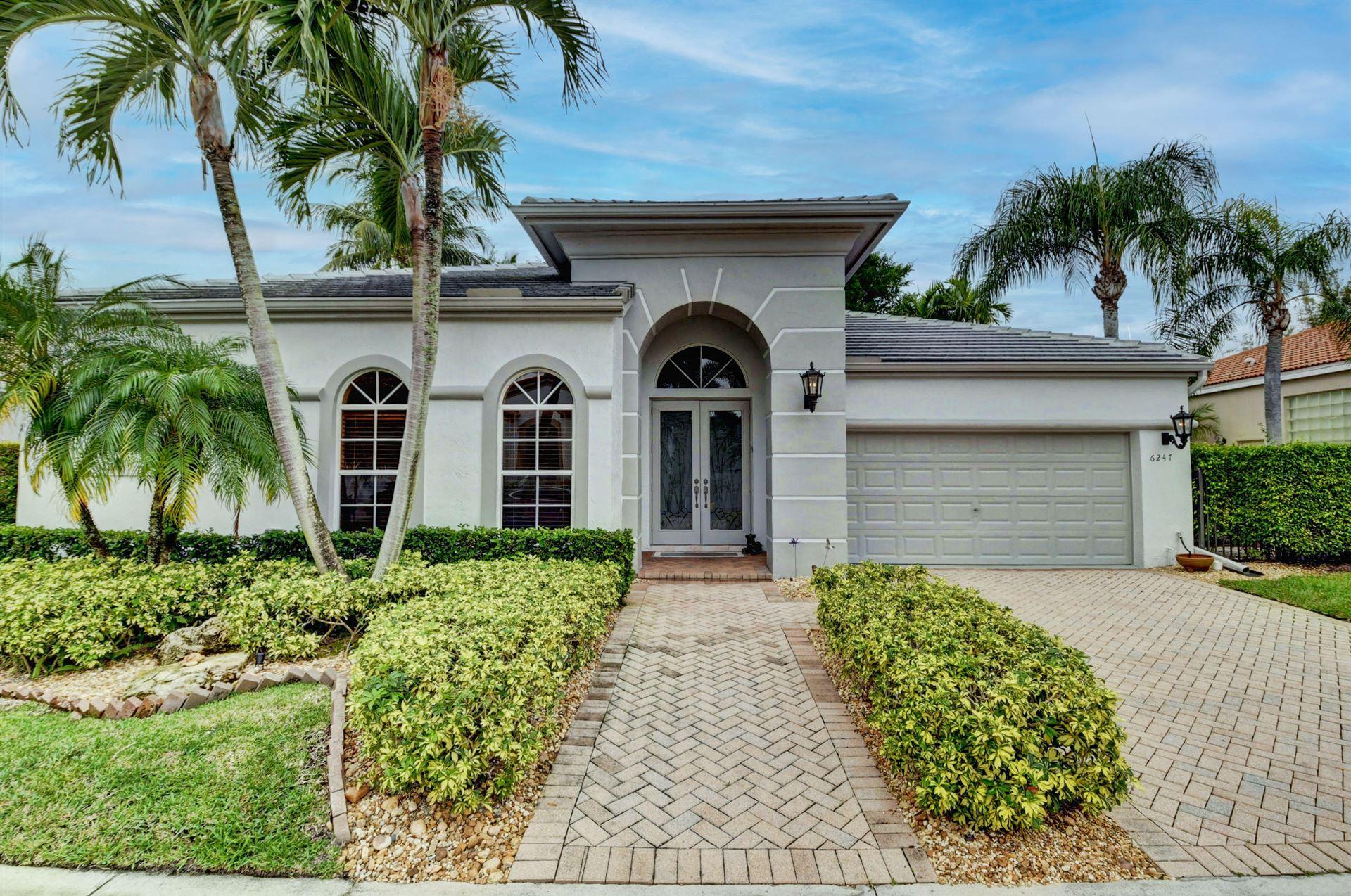 6247 NW 43rd Terrace, Boca Raton, FL 33496 - MLS#: RX-10663970
