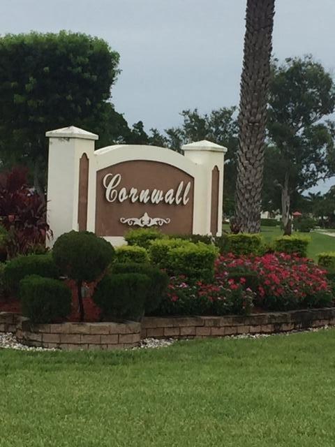 3085 Cornwall E #3085 E, Boca Raton, FL 33434 - #: RX-10678970