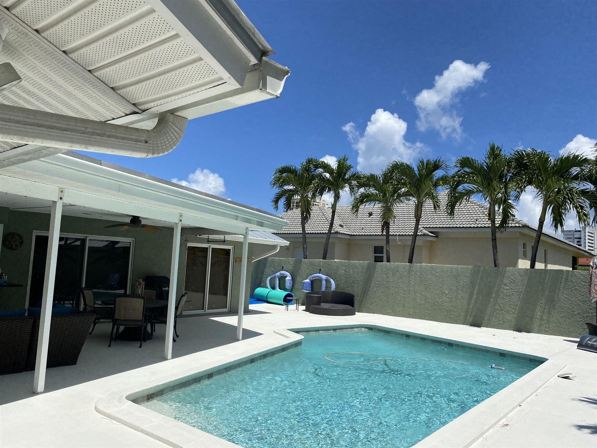 1201 Singer Drive, West Palm Beach, FL 33404 - #: RX-10737970