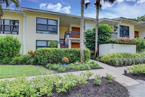 Photo of 6890 Willow Wood Drive #206, Boca Raton, FL 33434 (MLS # RX-10607971)