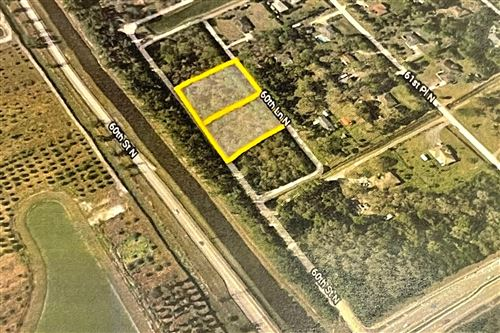 Photo of Tbd 60th Place N N, The Acreage, FL 33470 (MLS # RX-10753971)