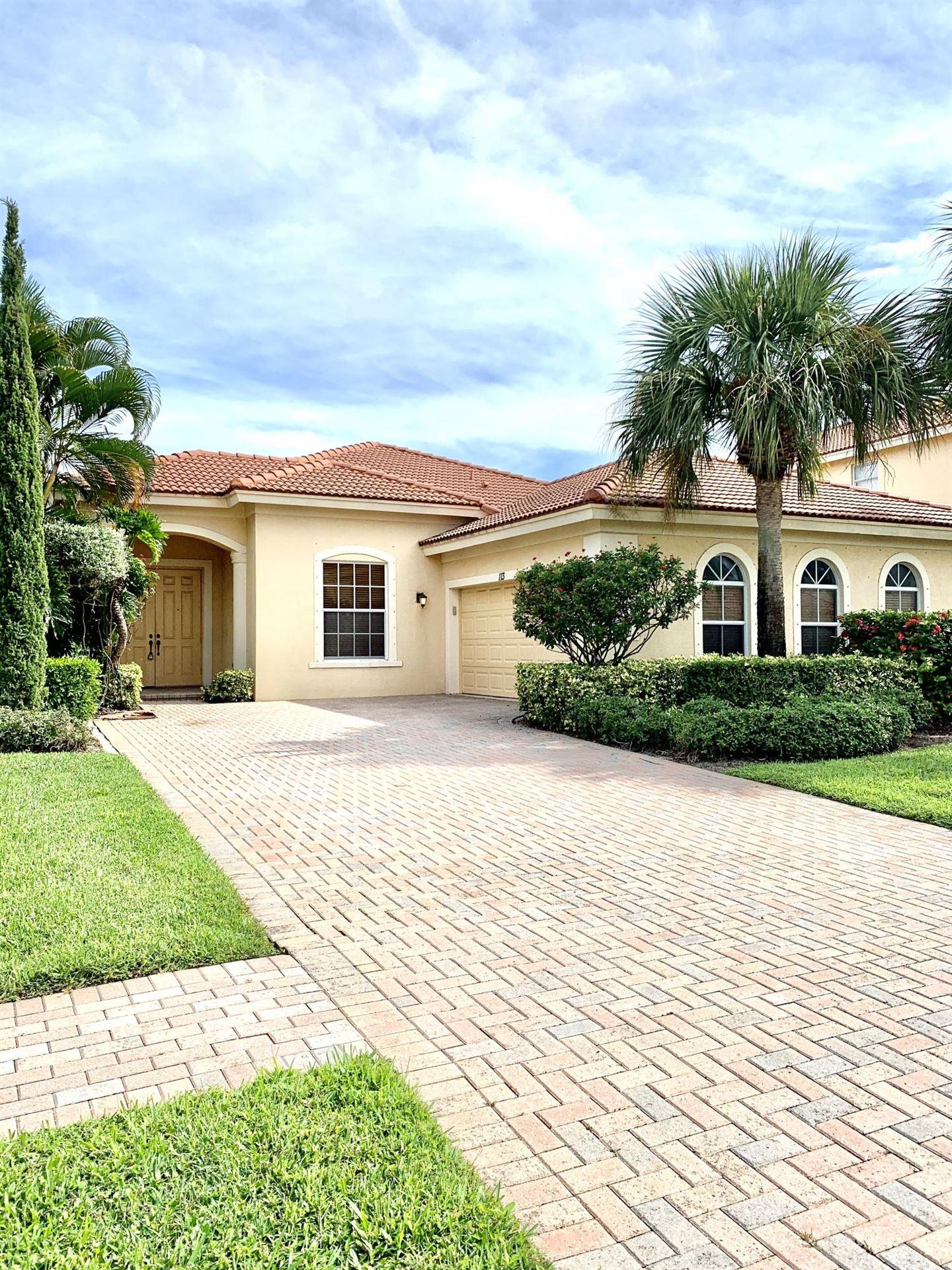 Photo of 113 Isola Circle, Royal Palm Beach, FL 33411 (MLS # RX-10646971)