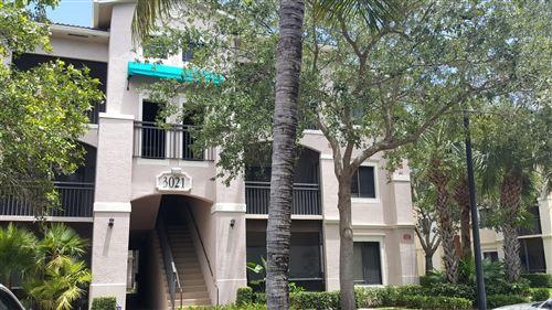 Photo of 3021 Alcazar Place #205, Palm Beach Gardens, FL 33410 (MLS # RX-10656972)