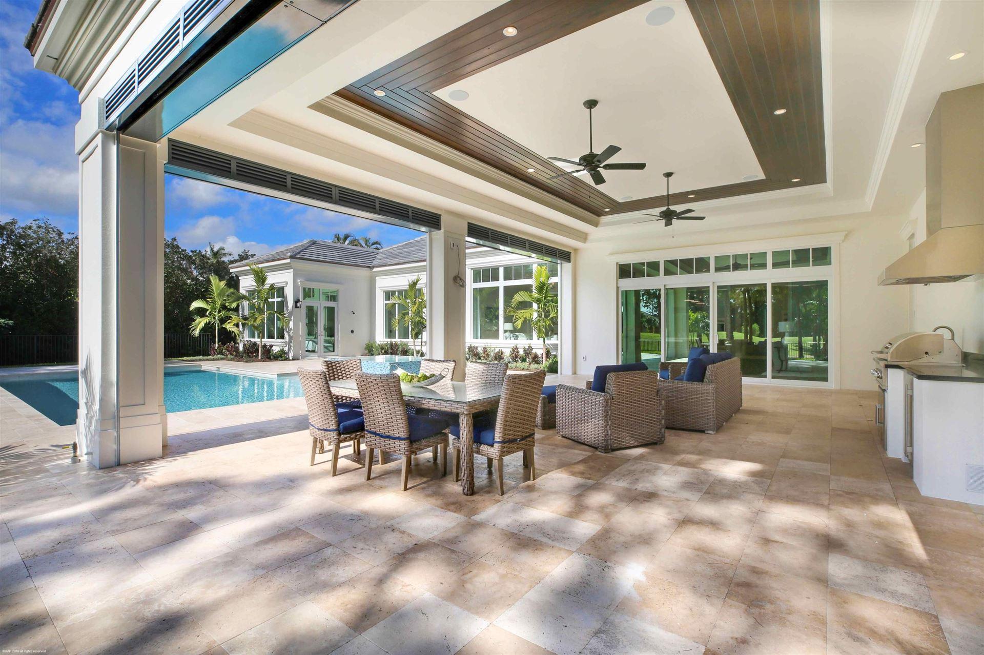 Photo of 3040 Miro Drive S, Palm Beach Gardens, FL 33410 (MLS # RX-10584972)