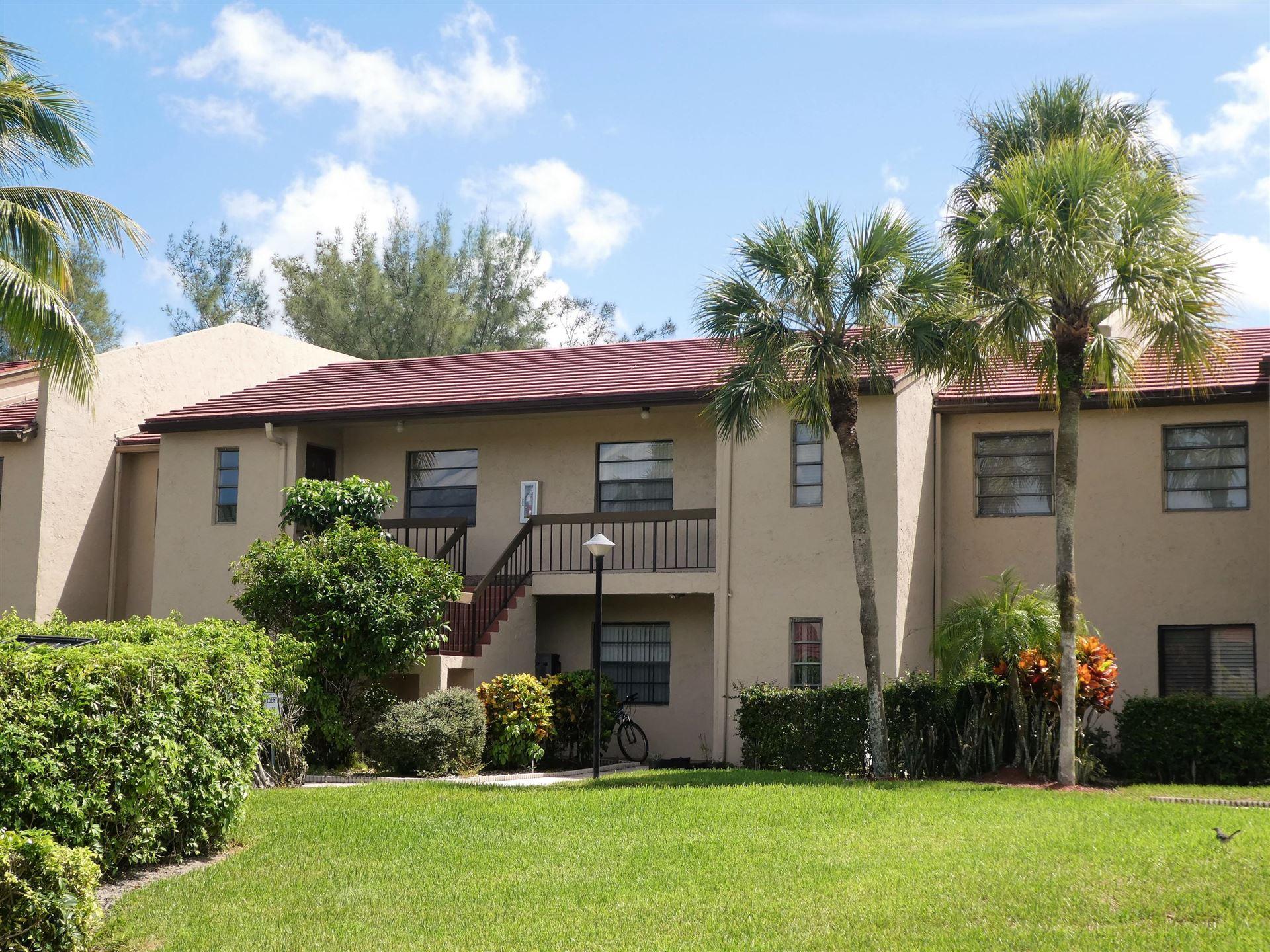 8410 Casa Del Lago #G, Boca Raton, FL 33433 - #: RX-10607972