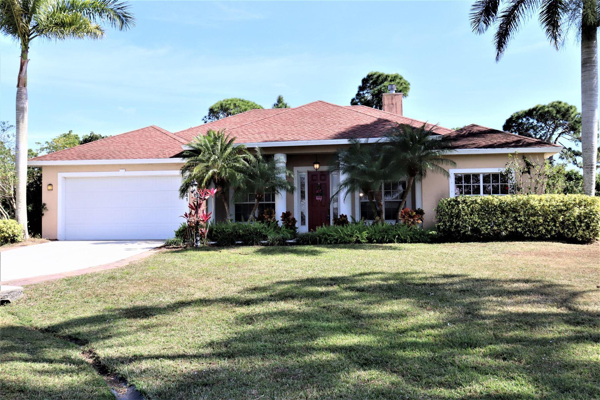5841 NW Windy Pines Lane, Port Saint Lucie, FL 34986 - #: RX-10685972