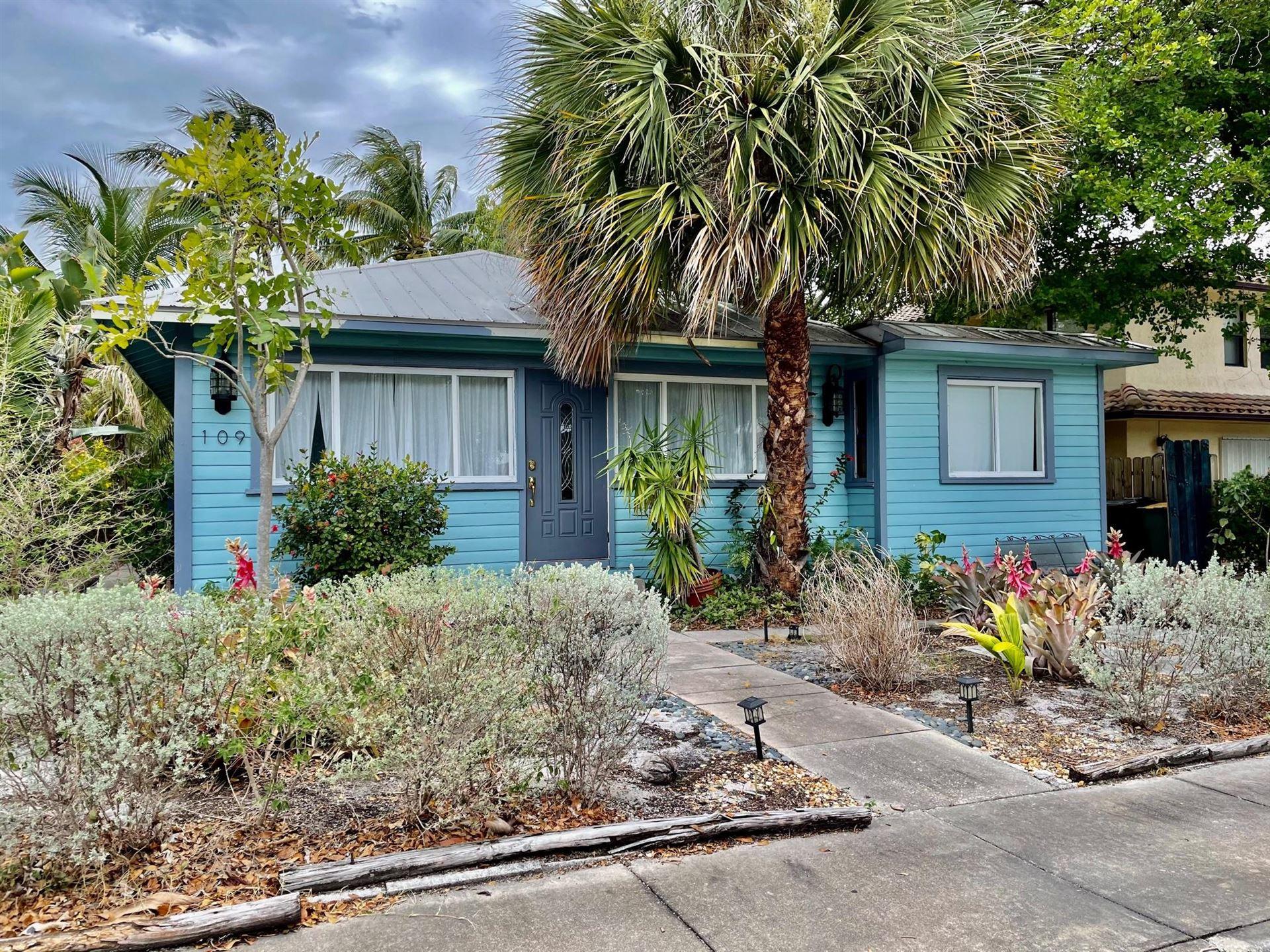 109 N Palmway, Lake Worth, FL 33460 - #: RX-10715972