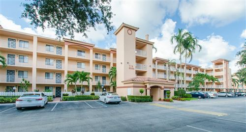 Photo of 6065 Pointe Regal Circle #206, Delray Beach, FL 33484 (MLS # RX-10594973)