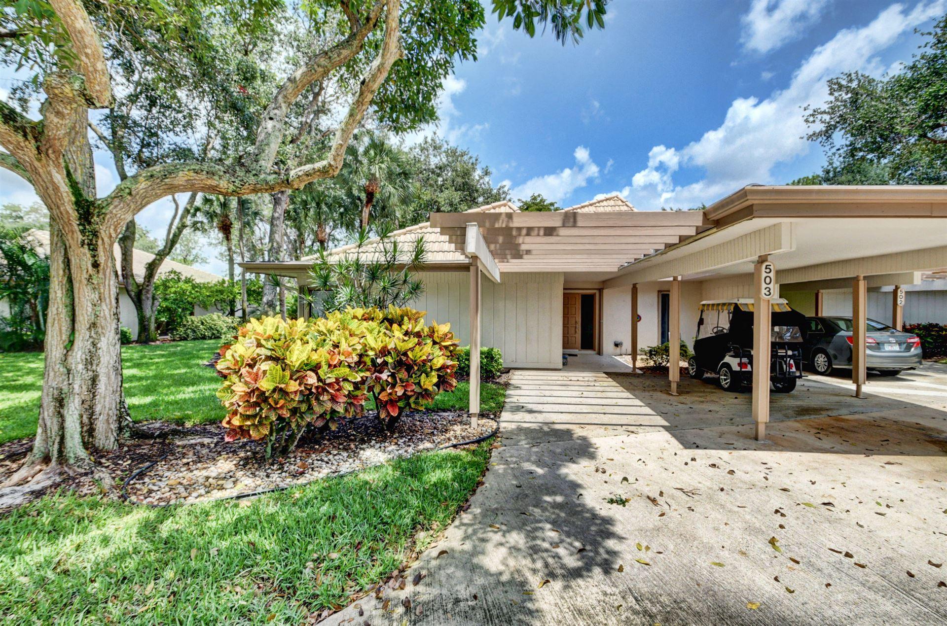 503 Bridgewood Court #503, Boca Raton, FL 33434 - #: RX-10623973