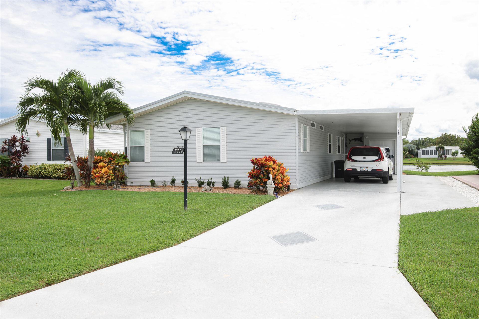 3313 Ironwood Avenue, Port Saint Lucie, FL 34952 - #: RX-10746973