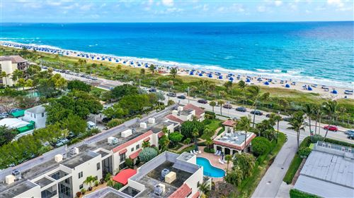 Photo of 200 S Ocean Boulevard #A-111, Delray Beach, FL 33483 (MLS # RX-10600974)