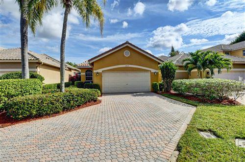 Photo of 6612 NW 25th Terrace, Boca Raton, FL 33496 (MLS # RX-10683974)