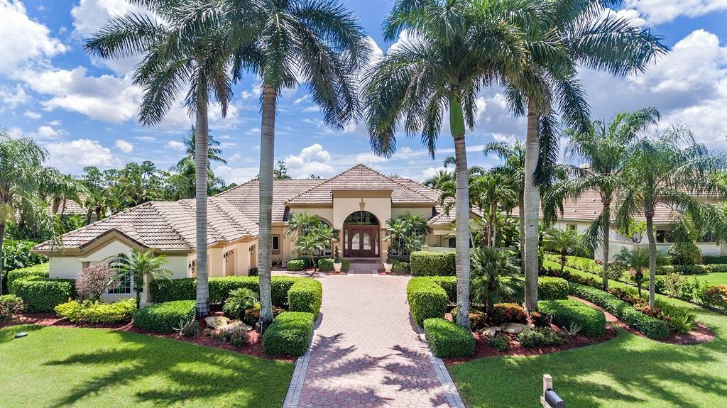 1690 Cypress Row Drive, West Palm Beach, FL 33411 - #: RX-10631974