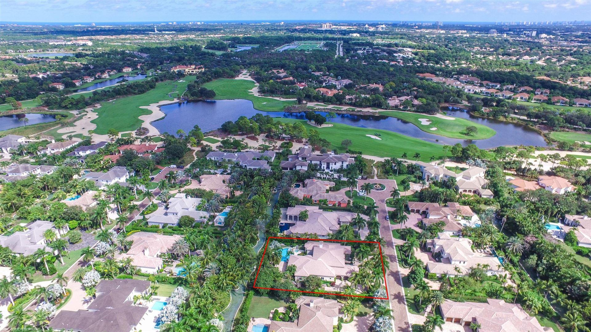 Photo of 11743 Belladonna Court, Palm Beach Gardens, FL 33418 (MLS # RX-10654974)