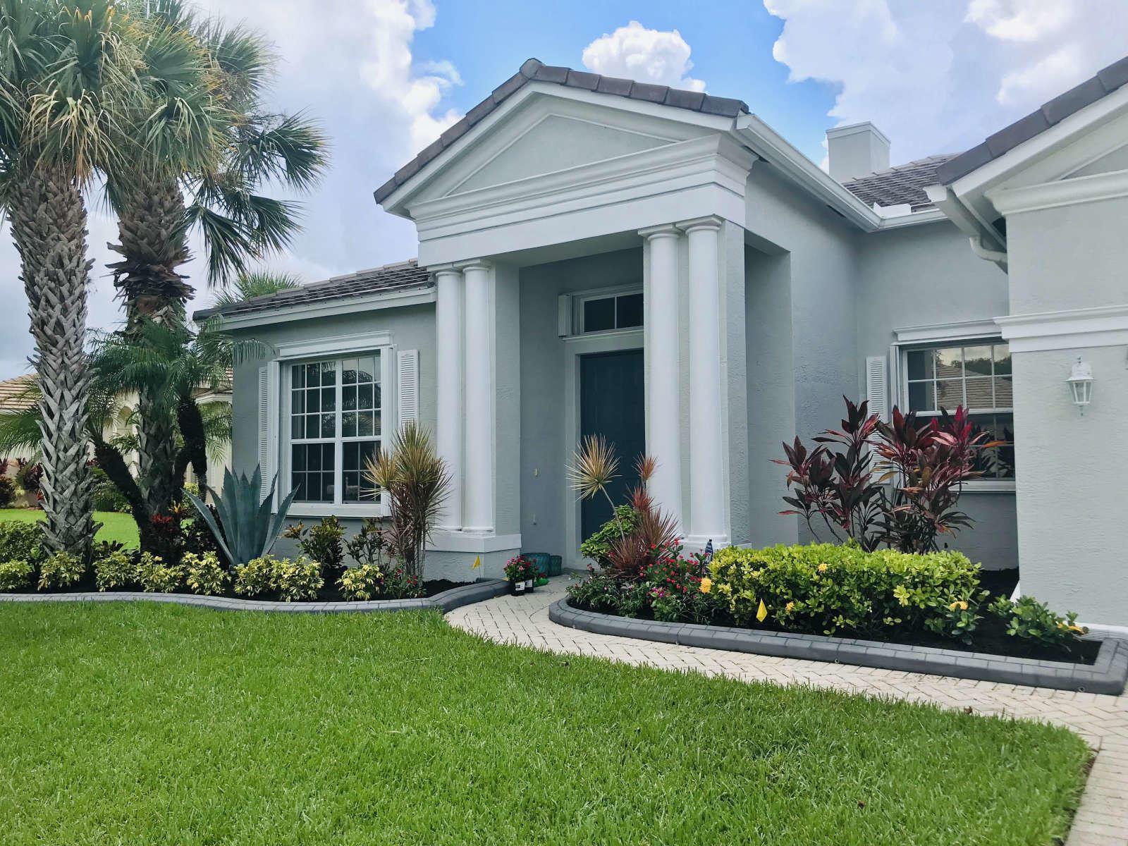 418 SW Blue Spring Court, Port Saint Lucie, FL 34986 - #: RX-10686974