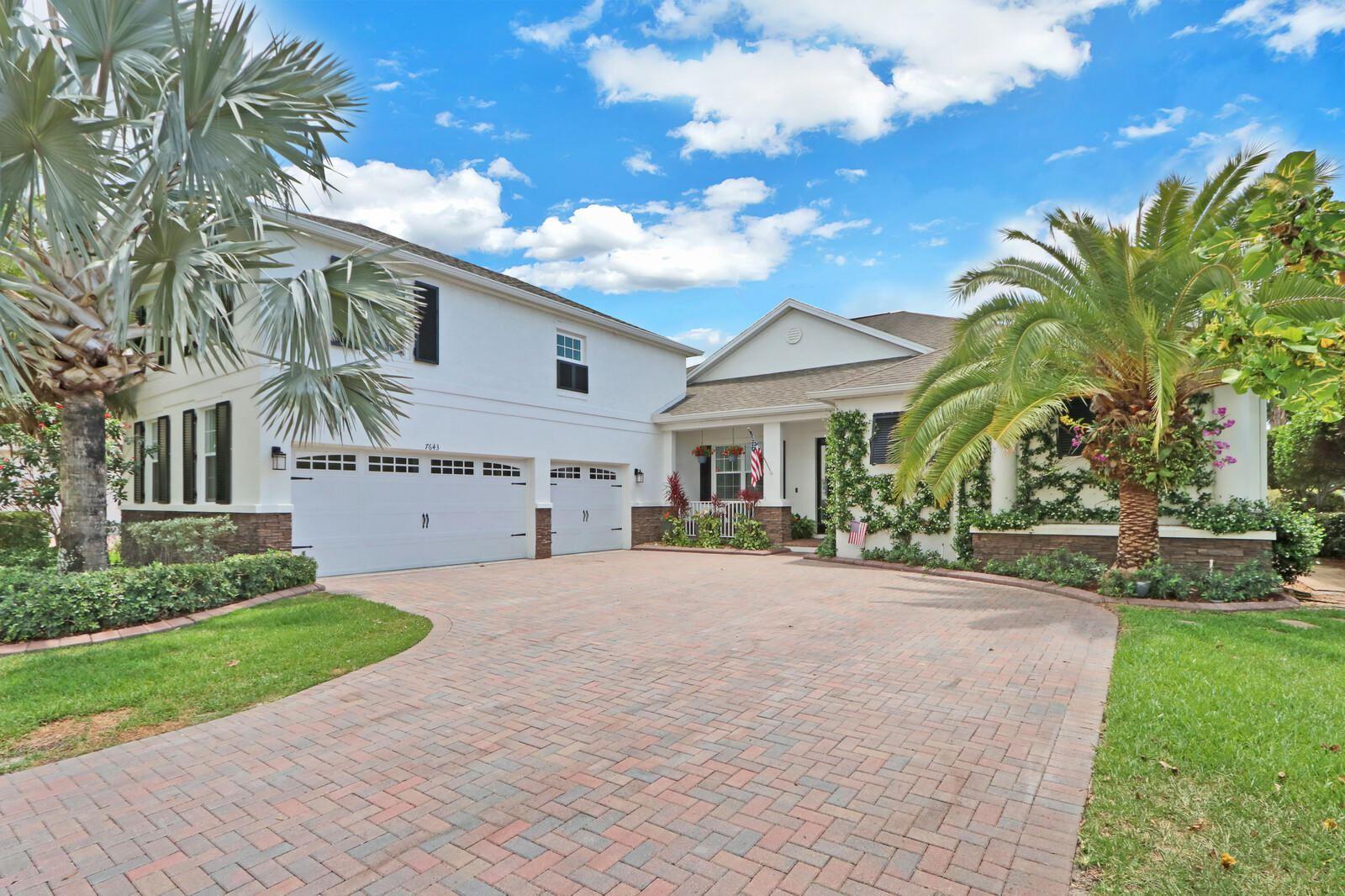 7643 S Village Square, Vero Beach, FL 32966 - MLS#: RX-10715974