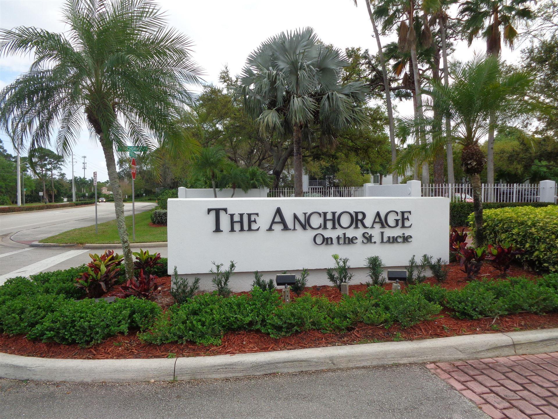 2518 SE Anchorage Cove #D-2, Port Saint Lucie, FL 34952 - #: RX-10753974