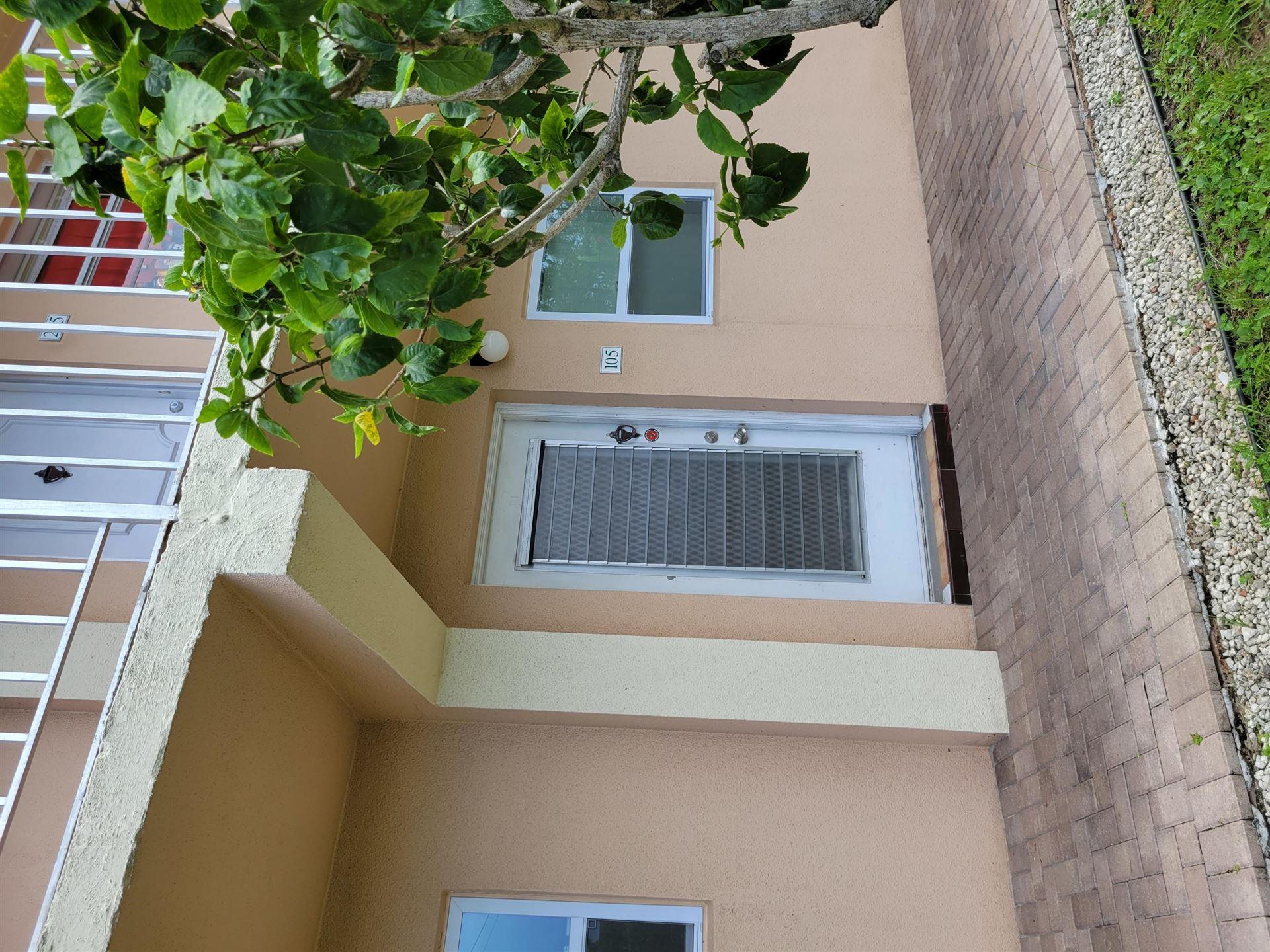 230 NE 26th Avenue #105, Boynton Beach, FL 33435 - MLS#: RX-10726975