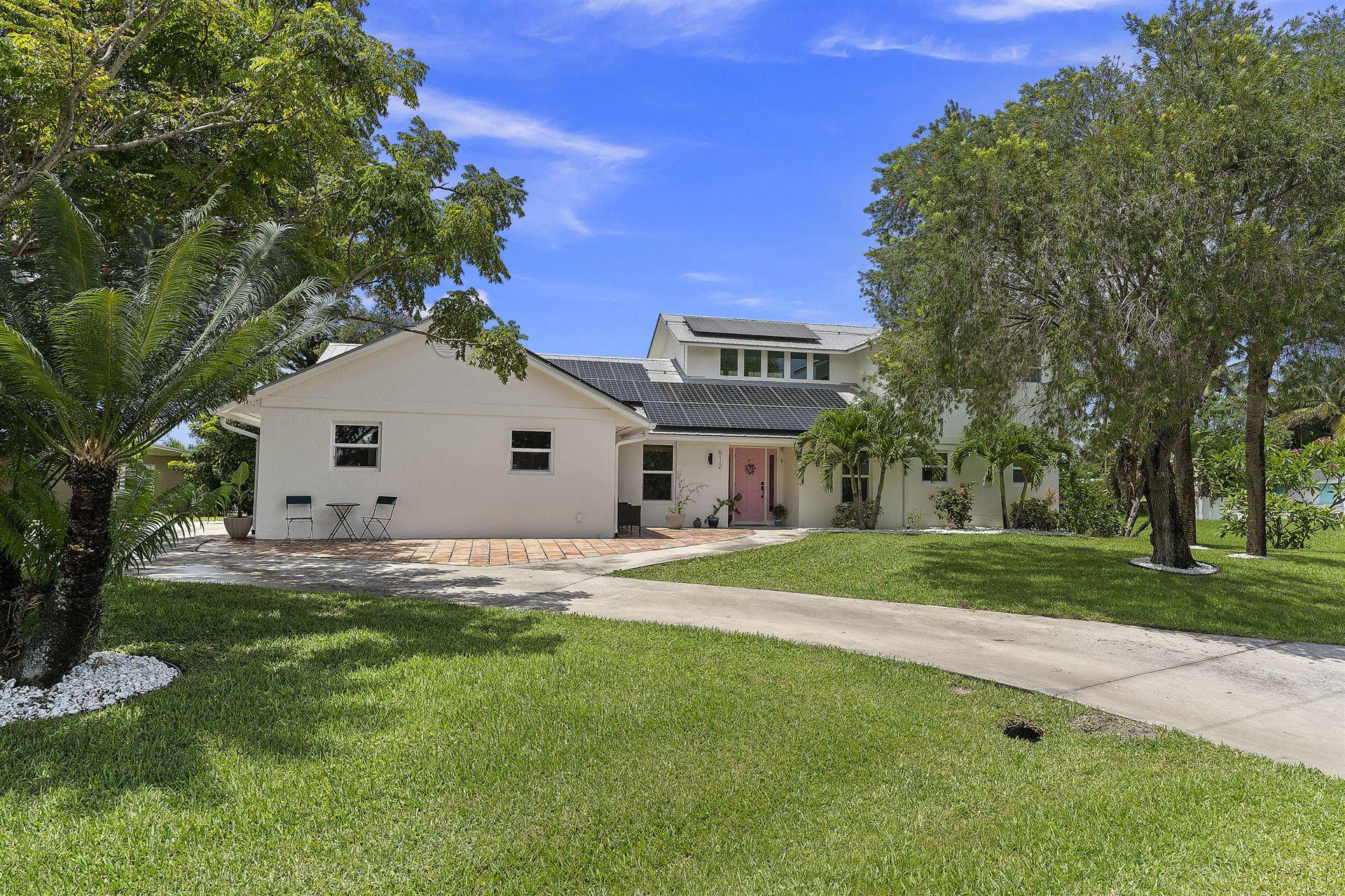 Photo of 612 Tradewinds Avenue, Fort Pierce, FL 34949 (MLS # RX-10727975)