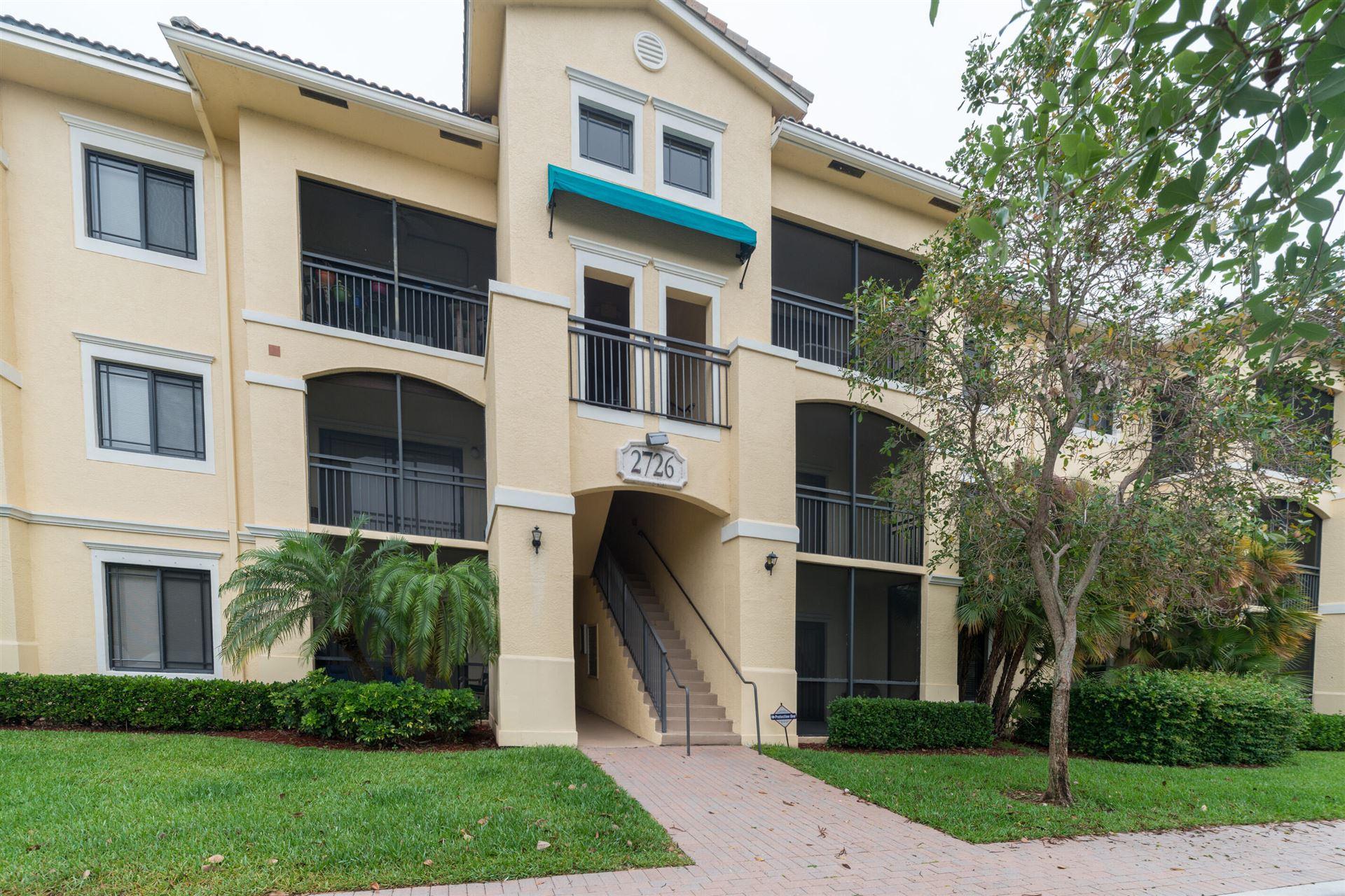 2726 Anzio Court #102, Palm Beach Gardens, FL 33410 - MLS#: RX-10746975