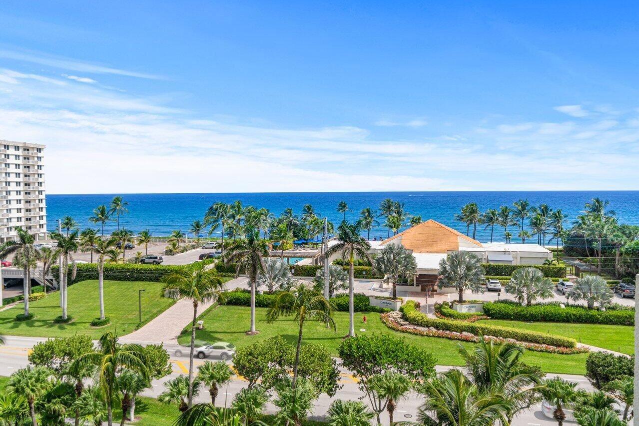 3400 S Ocean Boulevard #7c, Highland Beach, FL 33487 - #: RX-10750975