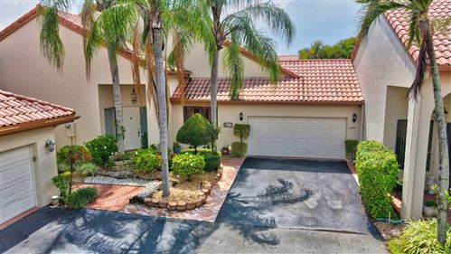 Photo of 23473 Water Circle, Boca Raton, FL 33486 (MLS # RX-10708976)