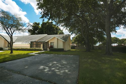 Photo of 10930 Hidden Lake Place, Boca Raton, FL 33498 (MLS # RX-10747976)