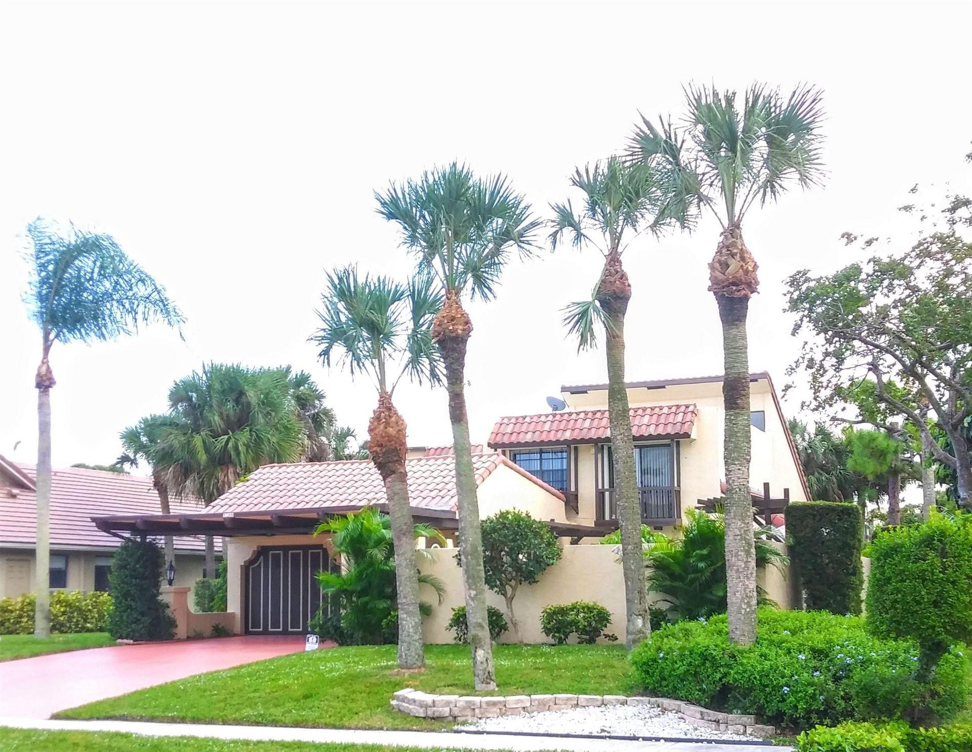 5788 Wind Drift Lane Lane, Boca Raton, FL 33433 - #: RX-10533976