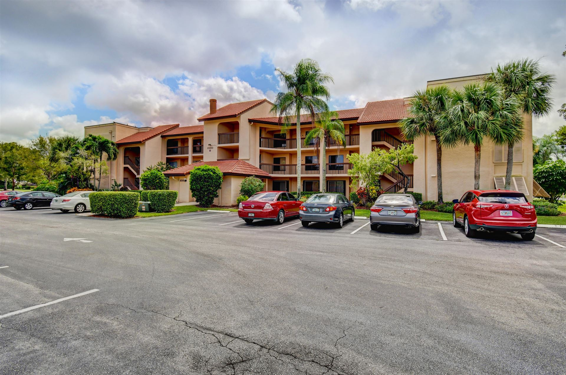 10110 Cedar Point Boulevard #203, Boynton Beach, FL 33437 - #: RX-10569976