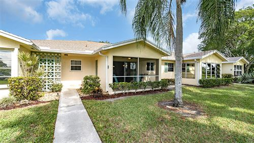 Photo of 5264 Lakefront Boulevard #B, Delray Beach, FL 33484 (MLS # RX-10595977)