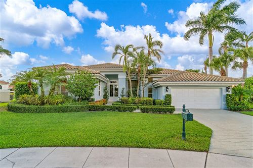 Photo of 6442 NW 31st Terrace, Boca Raton, FL 33496 (MLS # RX-10638977)