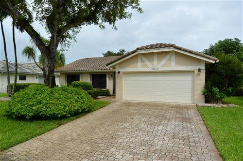 Photo of 7911 Cloverfield Circle, Boca Raton, FL 33433 (MLS # RX-10664977)