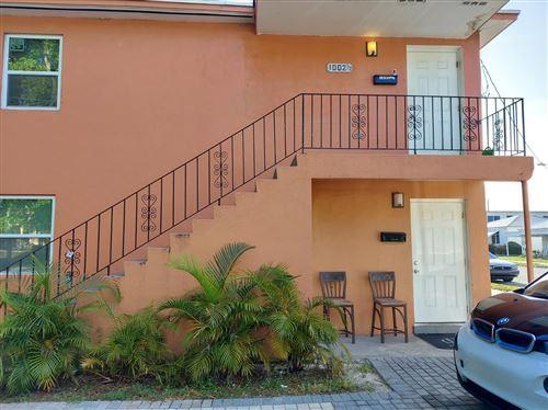 Photo of 1002 Adams Street #1, West Palm Beach, FL 33407 (MLS # RX-10734977)