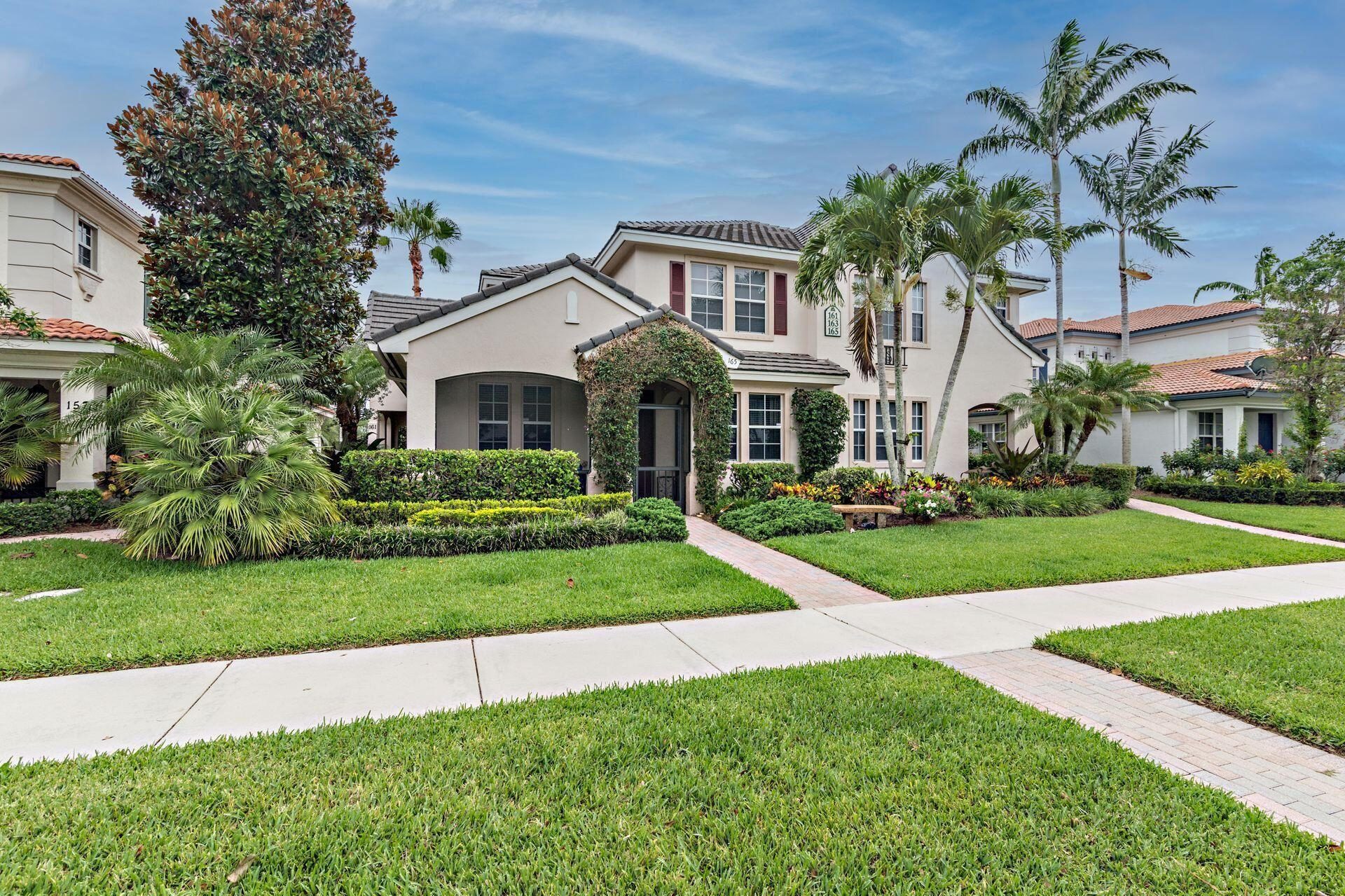 Photo of 161 Evergrene Parkway, Palm Beach Gardens, FL 33410 (MLS # RX-10726977)
