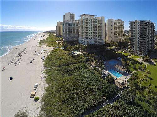Photo of 3400 N Ocean Drive #1206, Singer Island, FL 33404 (MLS # RX-10591978)