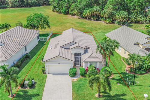 Photo of 256 SW Lake Forest Way, Port Saint Lucie, FL 34986 (MLS # RX-10606978)