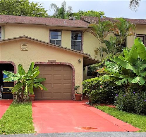 Photo of Listing MLS rx in 23426 SW 54th Way #D Boca Raton FL 33433
