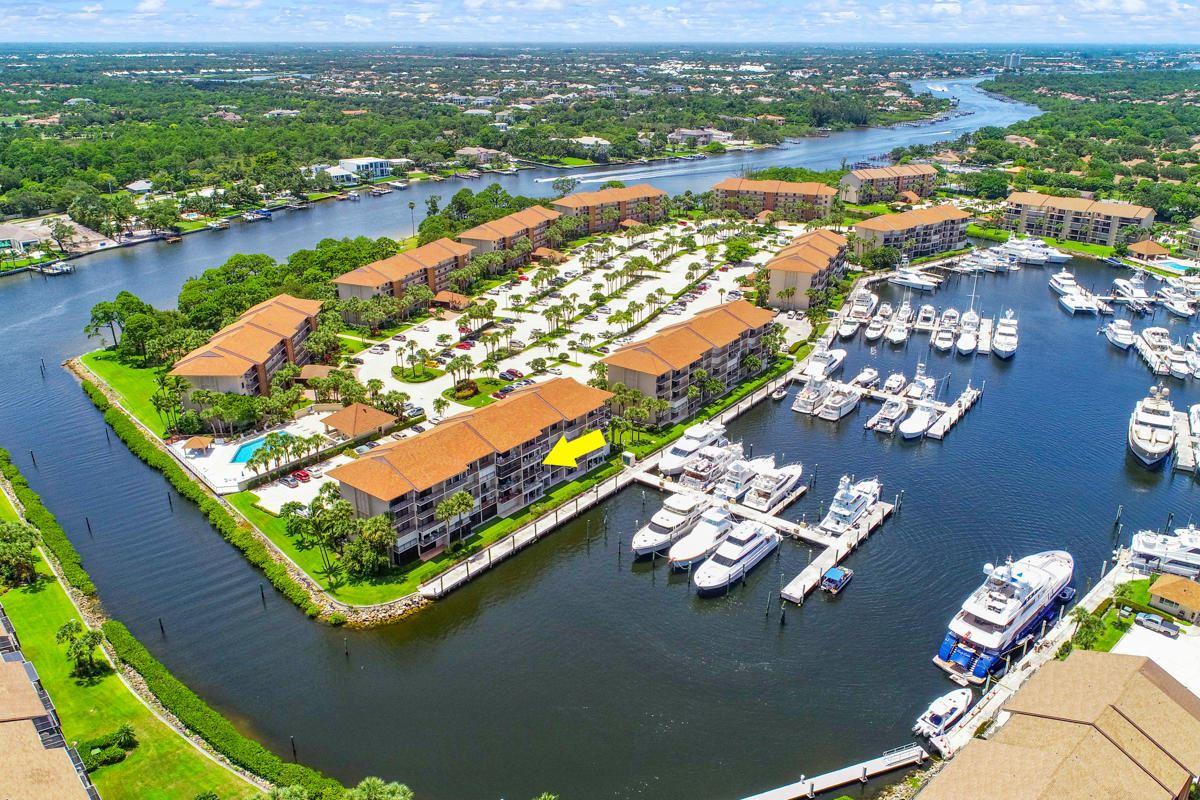Photo of 2301 Marina Isle Way #303, Jupiter, FL 33477 (MLS # RX-10633978)