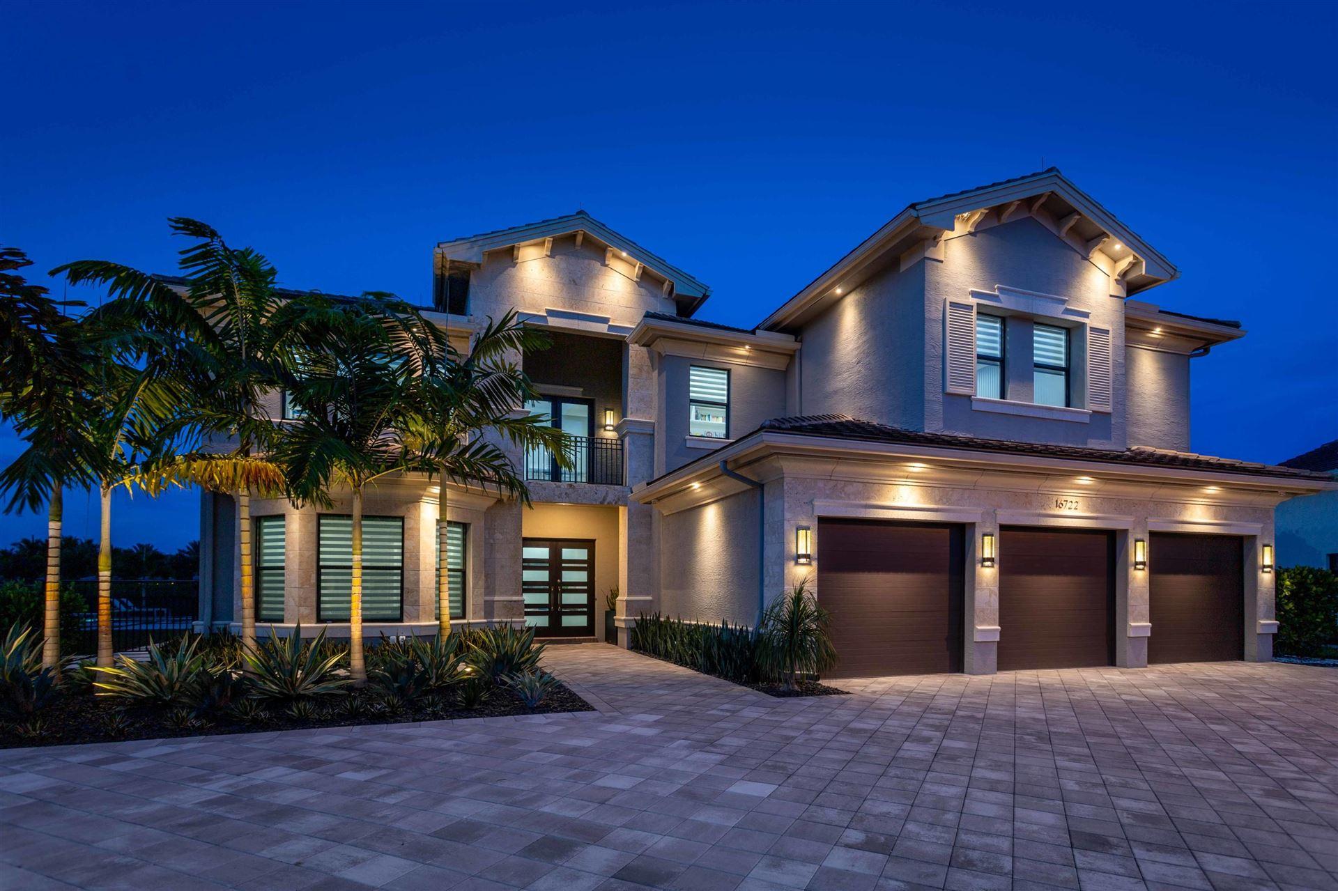 16722 Cannes Street, Delray Beach, FL 33446 - #: RX-10646978
