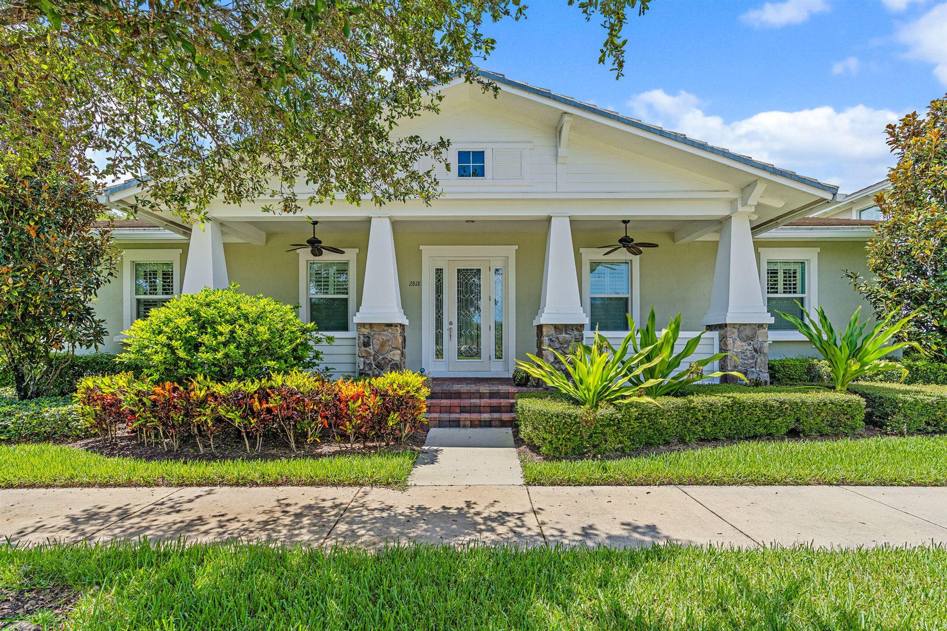 2818 W Mallory Boulevard, Jupiter, FL 33458 - MLS#: RX-10733978