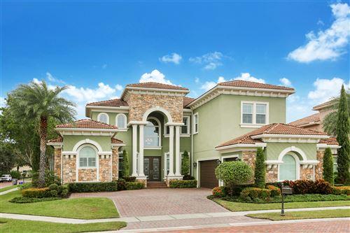 Photo of 6447 Bellamalfi Street, Boca Raton, FL 33496 (MLS # RX-10664979)