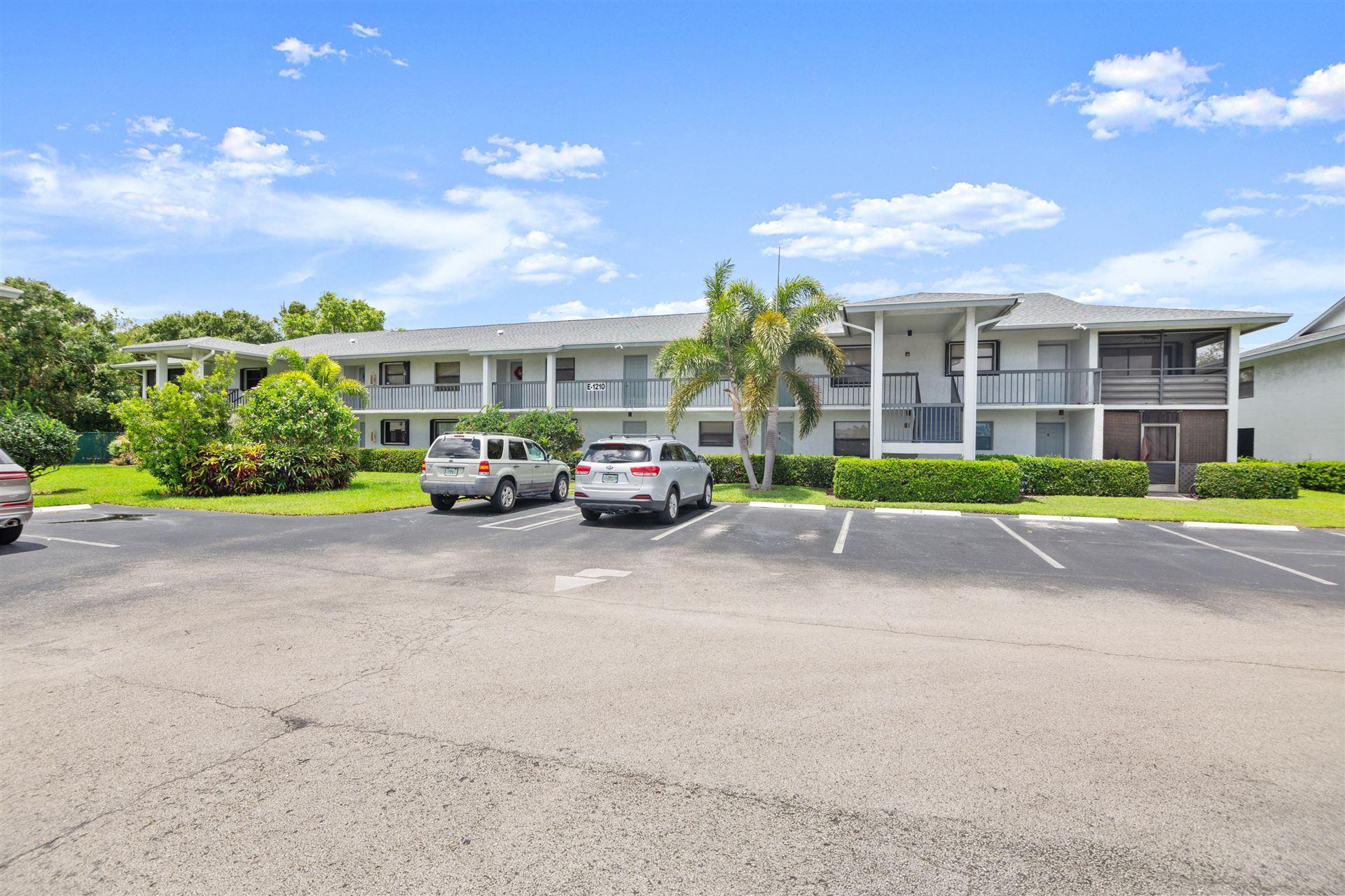 1210 SE Parkview Place #4, Stuart, FL 34994 - #: RX-10722979