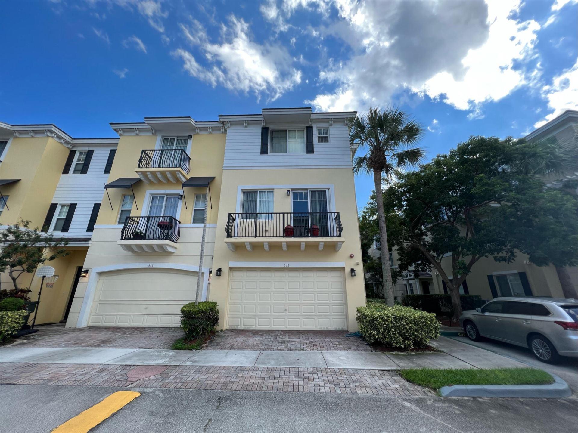 535 NW 39th Circle, Boca Raton, FL 33431 - MLS#: RX-10748979