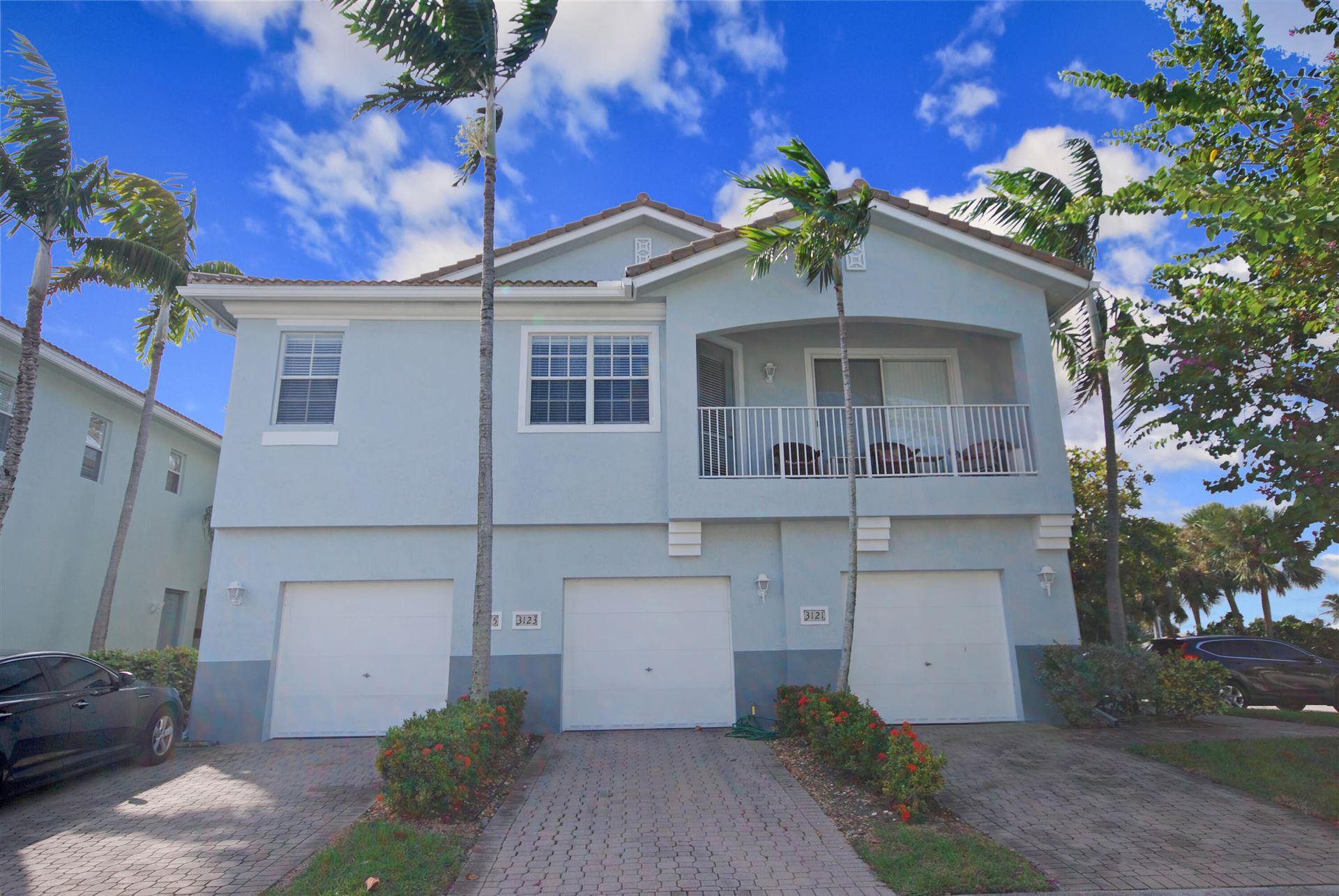 3123 Laurel Ridge Circle, Riviera Beach, FL 33404 - MLS#: RX-10750979