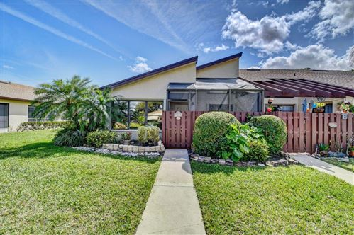 Photo of 5070 Nesting Way #A, Delray Beach, FL 33484 (MLS # RX-10603980)